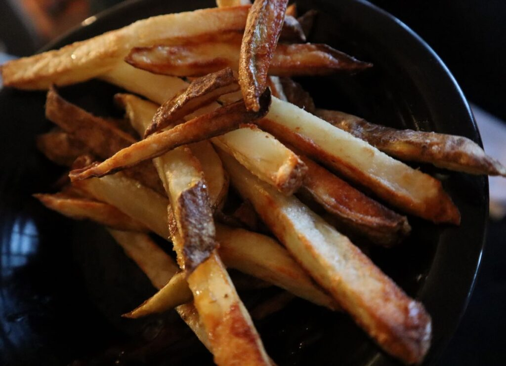 Crispy Delicious Homemade Air Fryer French Fries