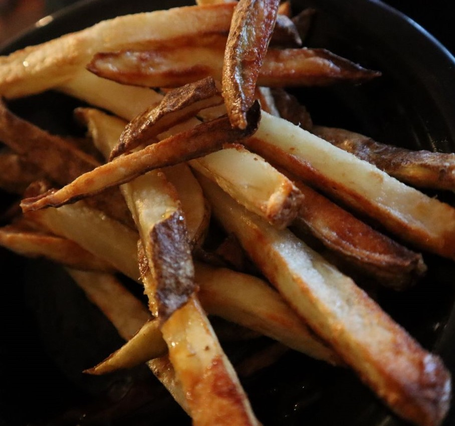 Crispy Delicious Homemade Air Fryer French Fries 1